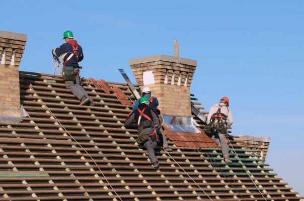 Reforma de telhados prontos